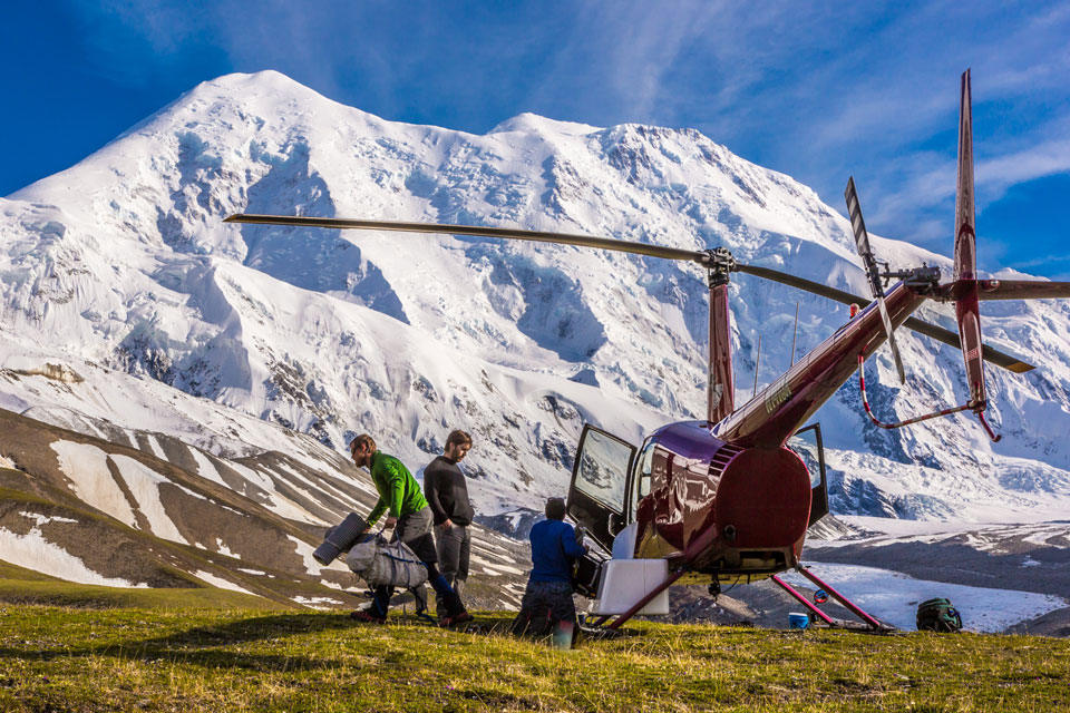 Contact Alaska Land Exploration Helicopter Services