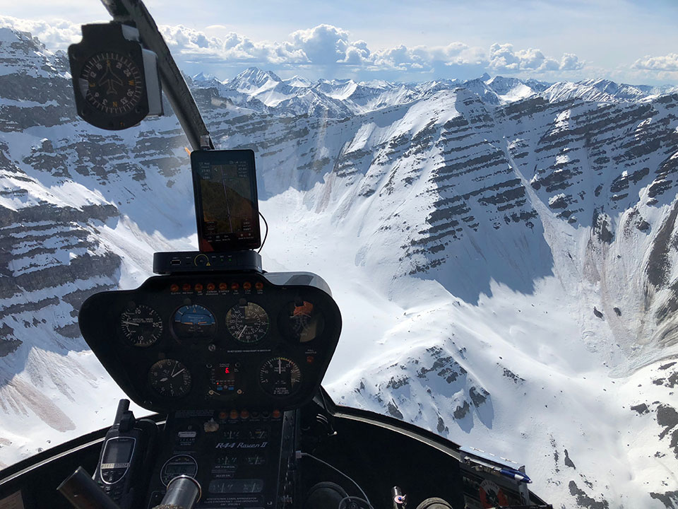 Commercial Pilot Flight School